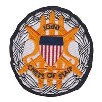 Joint Chiefs of Staff Patch with Leather