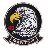 MAWTS-1 40th Anniversary Patch