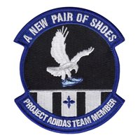 General Atomics ADIDAS Patch