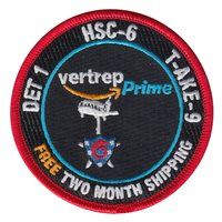 HSC-6 Det 1 Patch