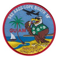 962 AACS Cope North 2018 Patch
