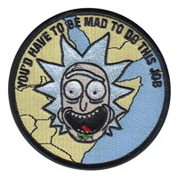 US Navy ASO Patch