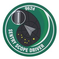 962 AACS Scope Driver PVC Patch