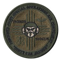 B 2-245 AVN REGT Det 6 OCP Patch