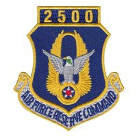 AFRC 2500 Hours Patch