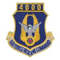 AFRC 4000 Hours Patch
