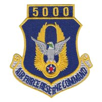 AFRC 5000 Hours Patch