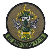 95 AMU ADAB Patch