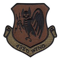 432 WG Wing OCP Patch