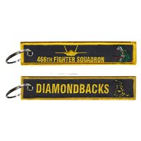 466 FS Diamondbacks Key Flag