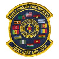 818 MSAS African Partnership Patch