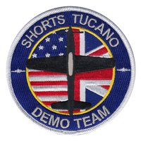 Chamberlin Aviation Combo Flag Demo Patch