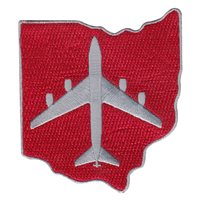166 ARS KC-135 Patch