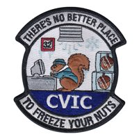 Carrier Air Wing 17 CVIC Patch