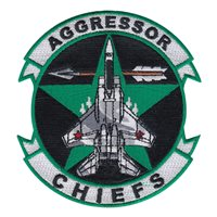335 FS Chiefs Aggressor Patch