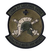 1-143 Field Artillery OCP Patch