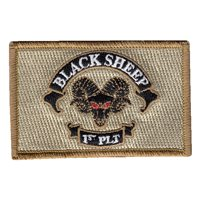 C Co 1-38 IN Black Sheep Patch