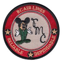 RC Air Lines Patch