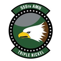 555 AMU Patch