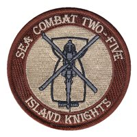 HSC-25 Round Bullet Patch