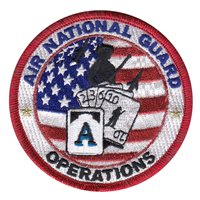 ANG Operations Directorate Patch