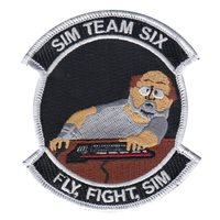 214 ATKS Sim Team Six Patch