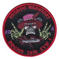 HSM-48 DET 4 Voodoo Patch