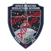 NASA Johnson Space Center SD3 Patch