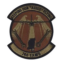 746 EAMU C-130 OCP Patch