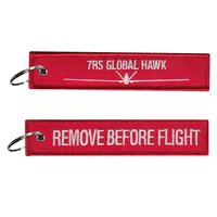 7 RS RQ-4Global Hawk Key Flag
