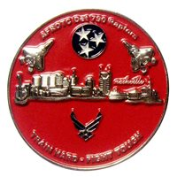 AFROTC Det 790 790 Tennessee State University Challenge Coin