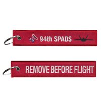 90 AMU SPADS Key Flag
