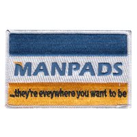 Manpads VIsa Patch
