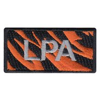 391 FS LPA Tiger Pencil Patch
