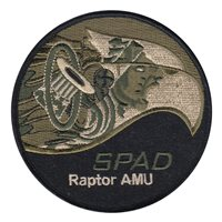 94 SPAD Raptor AMU OCP Patch