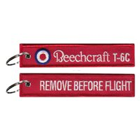 Beechcraft Royal Air Force T-6C Patch