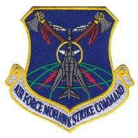 28 BS Air Force Mohawk Strike Command Patch