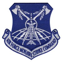28 BS Air Force Mohawk Strike Command Blue Patch