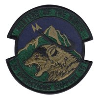 3 OSS Subdued Patch