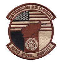 725 AMS USTRANSCOM Desert Patch
