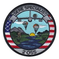 2 OSS Sere Specialist Patch