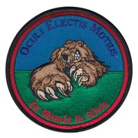 Saturn Arch Bear Patch