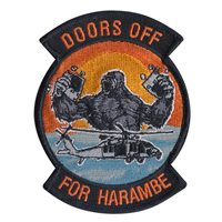 NAWDC MH-60S Harambe Patch