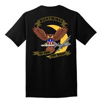 9th SOS Squadron Black Shirts - View 3