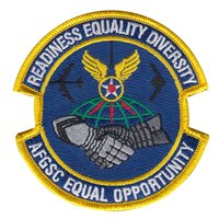AFGSC EO Patch