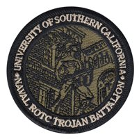 NROTC Det 060 University of Southern California NWU Type III Patch