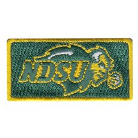 AFROTC Det 610 North Dakota State University Pencil Patch