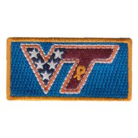 AFROTC Det 875 Virginia Tech Memorial Pencil Patch
