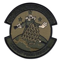 609 CAOC AFCENT A34 OCP Patch