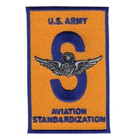 U.S. Army Aviation Standardization Patch